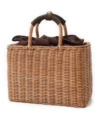 【BAGMATI(バグマティ)】The Bagmati バグマティ BBK17-04 ウィッカー×レザー かご カゴバッグ バスケットバッグ カラー2色 鞄 レ
