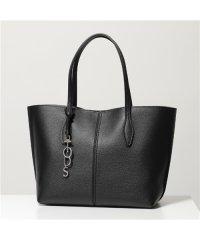 【TODS(トッズ)】XBWANQAV300FFX B999 JOY ジョイ SHOPPING MEDIA レザー トートバッグ ショッピングバッグ 鞄 レディ