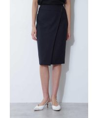 ◆麻調ツイルセットアップスカート