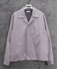 【ALLEGE / アレッジ】 SMOOTH JERSEY BLOUSON