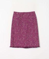 モールツィードタイトスカート