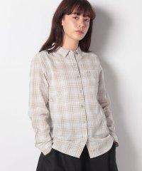 二重織シャツ