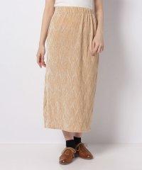 【every very nice claup】ベロアタイトスカート