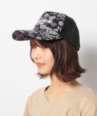 CAMO PRINT MESH CAP