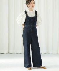 【Lee×ViS】デニムサロペットパンツ