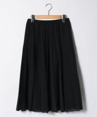 スカート WIDE PLEAT LONG MIDI