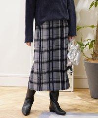 リングエフェクトチェック Iラインスカート