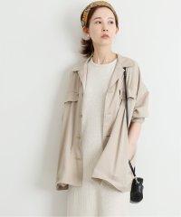 リヨセルシャツジャケット◆