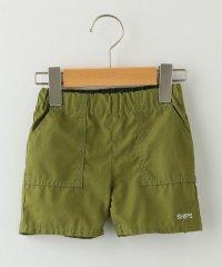 SHIPS KIDS:カラー ベビー ショーツ(80~90cm)