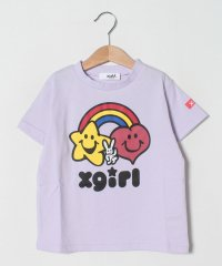 レインボーキャラクターTシャツ