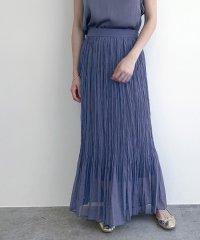【WEB限定】ワッシャープリーツスカート