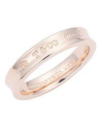 【Tiffany&Co】RUBEDO 1837 ナロー リング  30637909