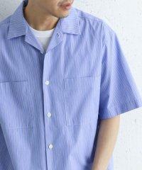【DOORS】別注MULTISTオープンカラーシャツ