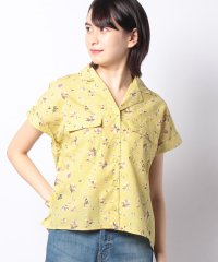 【SENSEOFPLACE】オープンカラーシャツ(半袖)