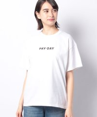 【ROSSO】PAY-DAY別注ロゴTシャツ