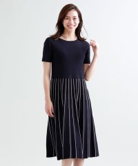 【ウォッシャブル】ニットドレス