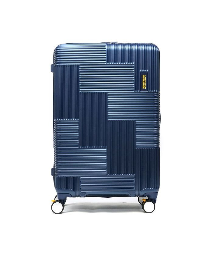 (AMERICAN TOURISTER/アメリカンツーリスター)【日本正規品】サムソナイト アメリカンツーリスター スーツケース AMERICAN TOURISTER VELTON Spinner 76 GL7−008/ユニセックス ネイビー