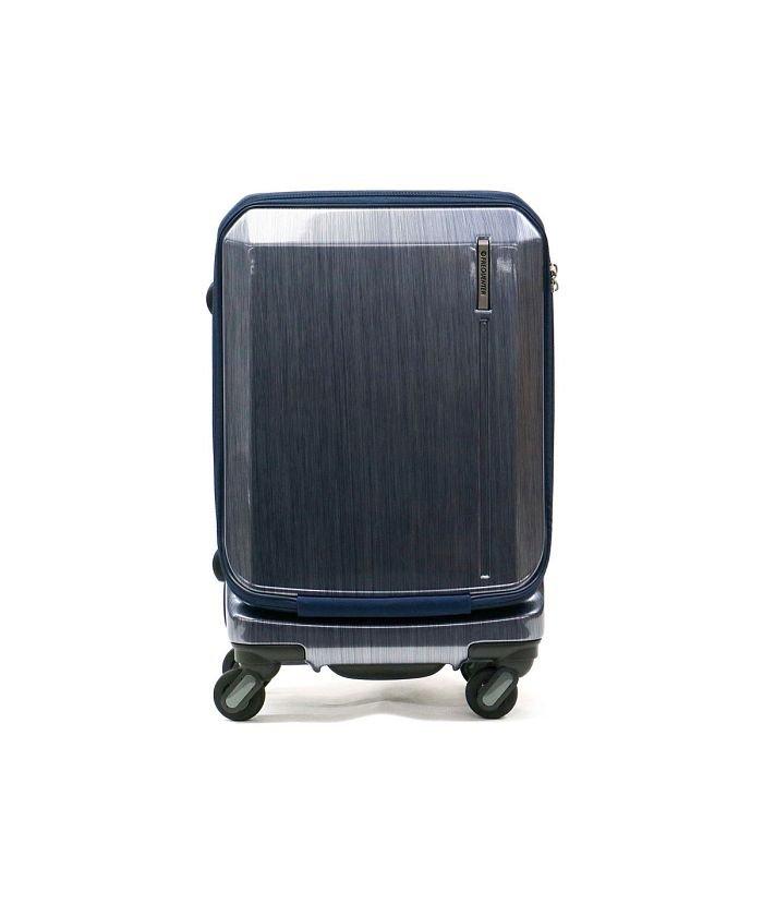 (FREQUENTER/フリクエンター)フリクエンター スーツケース FREQUENTER Grand グランド Sサイズ USBポート キャリーケース 34L 1泊 2泊 1−360/ユニセックス ネイビー