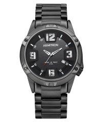 ARMITRON 腕時計 アナログ ブレスレットウォッチ ステンレス