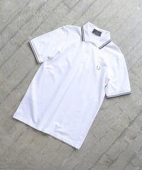 FRED PERRY × BEAMS / 別注 ツイン ティップライン ポロシャツ 20SS