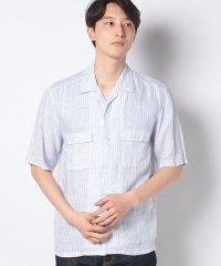 【SonnyLabel】リネン半袖オーバーサイズシャツ