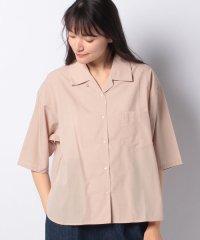【ITEMS】ルーズオープンカラーシャツ