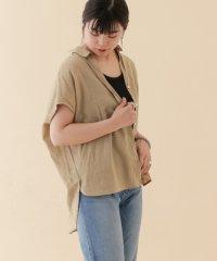【ITEMS】2WAYノースリーブアサシャツ