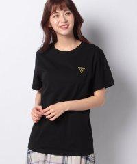 :GUESS ワンポイントロゴTシャツ
