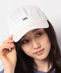 【LEE】ツイルロゴローキャップ