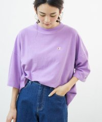 【Champion】REVERSE WEAVE モックネックTシャツ