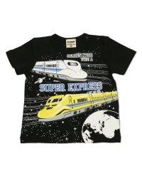 JR新幹線柄バリTシャツ