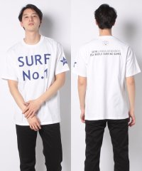 【URBS】UR×ISASURFNo.1Tシャツ