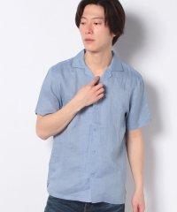 【WAREHOUSE】リネンオープンカラーシャツ