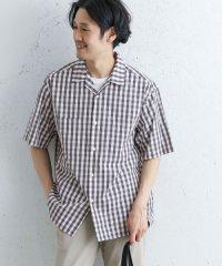 【DOORS】2COLORオープンカラーシャツ