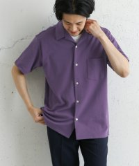 【DOORS】ポンチオープンカラーシャツ