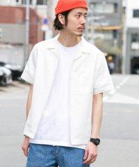 【SonnyLabel】セオαオープンカラー半袖シャツ