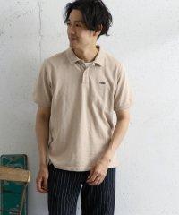 【DOORS】刺繍カノコポロシャツ