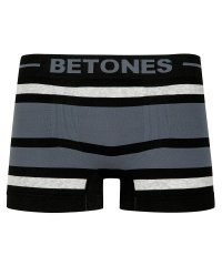 【BETONES】ボーダーカラーアンダーウェア