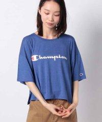 【CHAMPION】ロゴプリントTシャツ