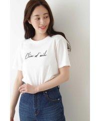 ウインク ロゴTシャツ半袖◆