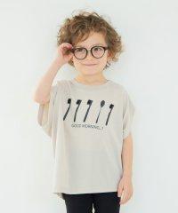 歯ブラシポイント半袖Tシャツ(90~150cm)