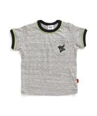 リンガーパイピングTシャツ