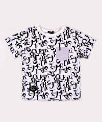 スムースパズルプリントTシャツ