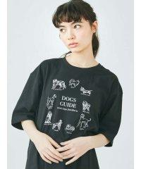 犬図鑑Tシャツ