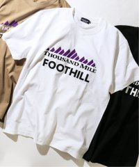 【THOUSAND MILE×FOOTHILL】別注 プリントTシャツ