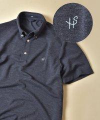 SC:【WEB限定】吸水速乾・UVケア ボタンダウン ポロシャツ