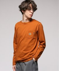【THE NORTH FACE / ザ ノースフェイス】 L/S STITCH MARK TEE