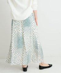 RISA プリント スカート◆