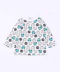 アソートプリント7分袖Tシャツ
