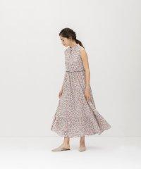 ヴィンテージフラワープリントドレス